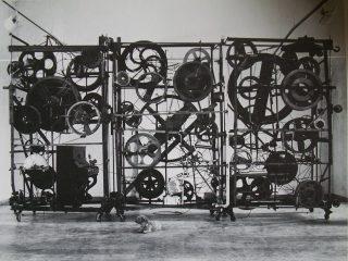 Jean Tinguely, Meta harmonie I (1978)