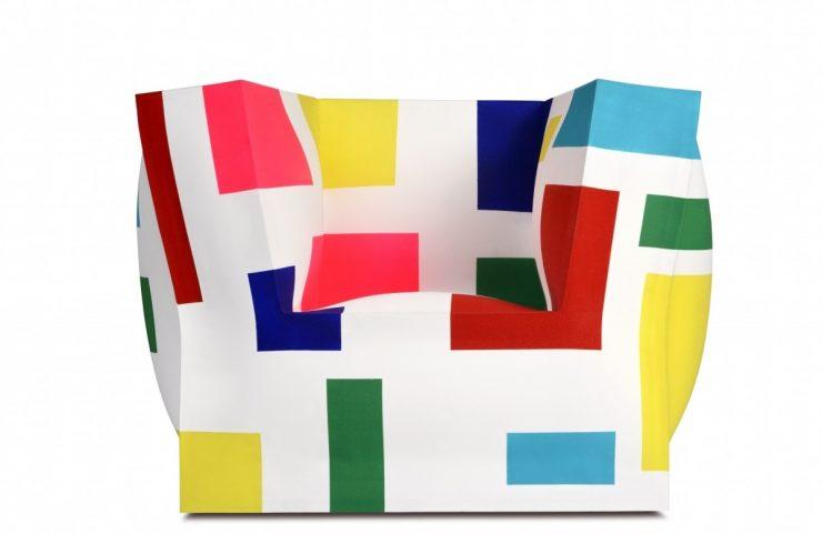 Alessandro Ciffo, Iperbolica Mondrian