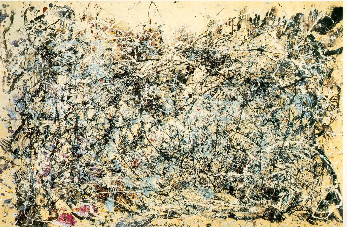 Jackson Pollock, Numero 1 (1948)