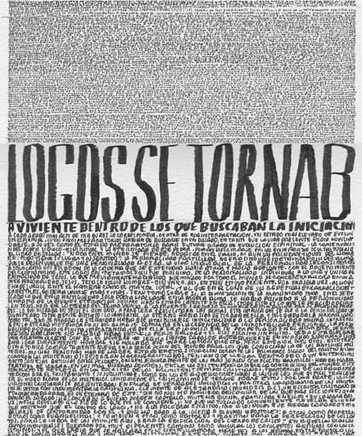 Josè Vera Matos, dettaglio Las manifestaciones del karma (2011)