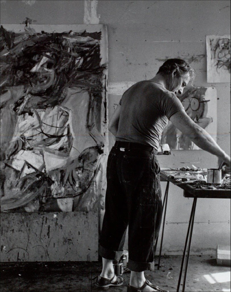 Willem De Kooning, East Hampton (1952)