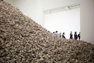 Lara Almarcegui, Padiglione Spagnolo, Biennale di Venezia, 2013