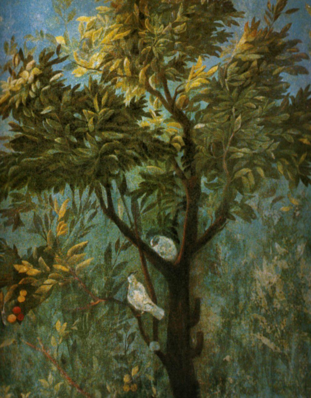 Villa Livia, affreschi, Roma (I secolo d.C.)