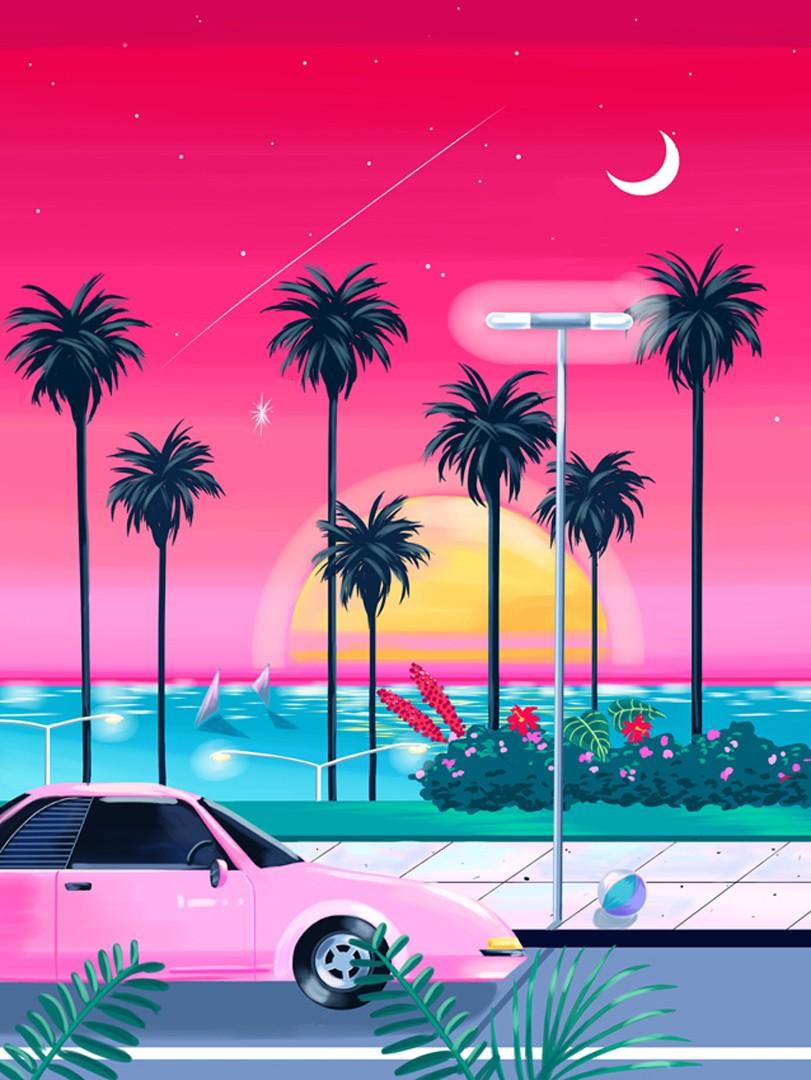 Yoko Honda, Sunset