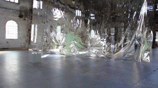 Ann Veronica Janssen, Superficie riflettente, 18th Biennale di Sydney (2012)