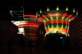 Carsten Holler, Double Carousel (2011)