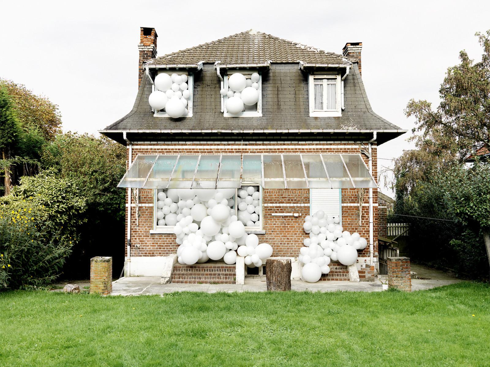 Charles Pétillon, Invasion Project, Souvenirs de Famille