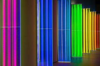 Liz West, Our Spectral Vision, Natural History Museum, Londra (2016)