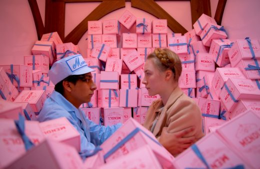 Wes Anderson, Grand Budapest Hotel (2014)